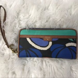 Fossil Ivy Collection Wallet